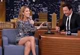 Celine Dion Nails Impersonations of Cher, Rihanna, Others on 'Tonight Show'