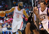 Why turning James Harden into Steve Nash could work — or go horribly wrong