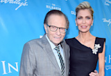 Larry King and Wife Shawn Deny Cheating Allegations in Joint Interview
