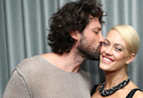 Peta Murgatroyd Glows as Fiance Maksim Chmerkovskiy Kisses Her Baby Bump -- See the Sweet Pic