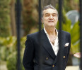 "Romanian lawmaker and soccer club owner George ""Gigi"" Becali is seen in Bucharest"