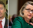 Sen. Paul calls on Clinton to accept blame for Benghazi