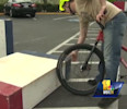 Blind biker to show off trick moves at diabetes bike event
