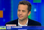 Kirk Cameron | Photo Credits: CNN