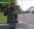 "Graphic video: Man dead in ""truly shocking"" London attack"