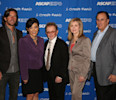 (L-R) Songwriter/Producer Brett James, US Congresswoman Judy Chu, Chairman & President ASCAP Paul Williams, US Congresswoman Marsha Blackburn and CEO, ASCAP John LoFrumento attend the 8th Annual ...