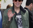 Actor Jim Carrey attends a hand and footprint ceremony for actress Jane Fonda in the forecourt of the Chinese theatre in Hollywood
