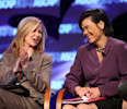 U.S. Congresswomen Marsha Blackburn and Judy Chu participate in the &quot;Securing Fair Compensation Online: How You and the U.S. Congress Can Make A Difference&quot; panel at the 8th Annual ASCAP &quot;I Create ...