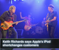ITunes News - Keith Richards, Facebook, Thorstein Heins