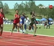 MHSAA Track and Field Championships: Sprints and Clinton 's 4x100 state record