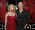 Virginia Madsen and Jason Isaacs attend the WIGS One Year Anniversary Party on Thursday May 2, 2013 in Culver City, CA. (Photo by Todd Williamson/Invision for FOX/AP Images)