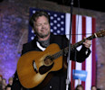 FILE - This Nov. 5, 2012 file photo shows John Mellencamp performing during a campaign rally at the American Civil War Center at the Historic Tredegar Ironworks, in Richmond, Va. More and more ...