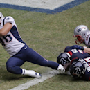 Patriots longshot FB Develin never gave up The Associated Press