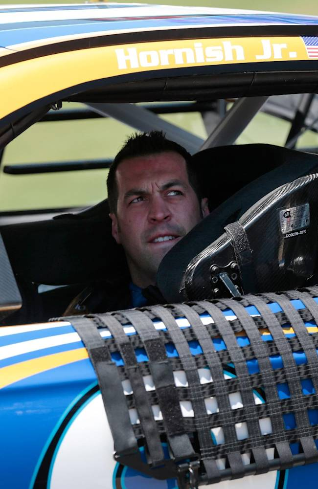 Petty hires Kevin Manion to crew chief Sam Hornish Jr