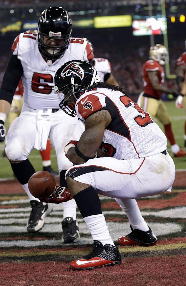 5 things to know after 49ers beat Falcons 34-24