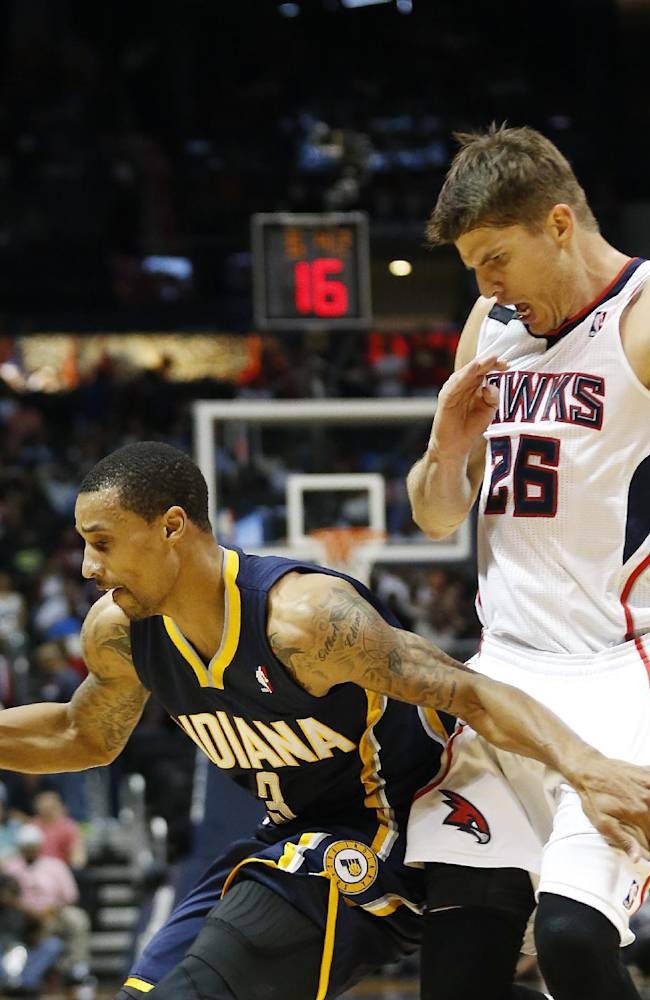 Pacers on the ropes after another loss to Hawks
