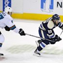 Bobrovsky's 36 saves help Blue Jackets beat Sharks The Associated Press