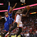 Deng scores 29, Heat click in 2nd half to beat 76ers 119-108 The Associated Press
