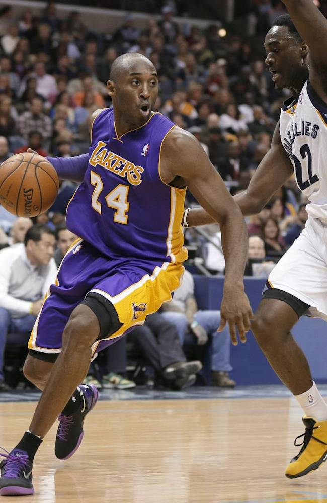 Kobe likely to miss 6 weeks with fracture in knee