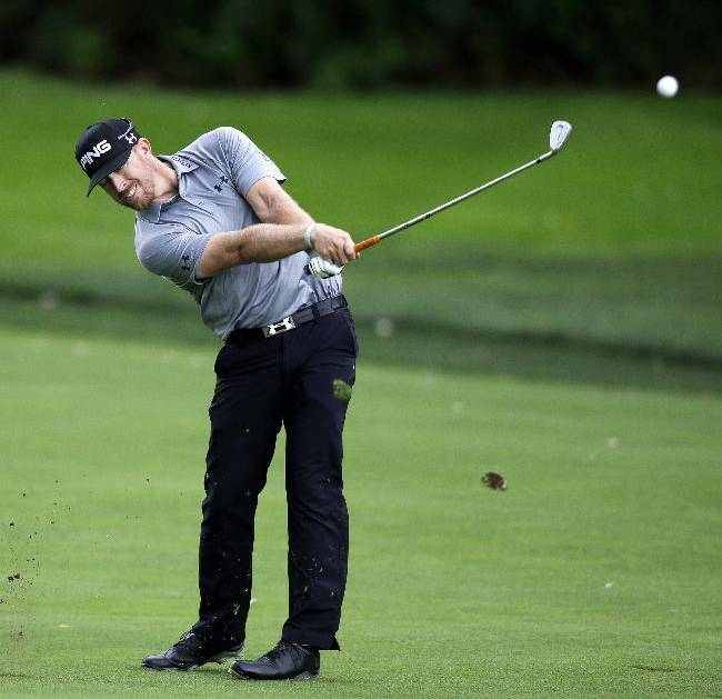 Mahan comes up with timely victory at The Barclays