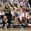 LeBron excited for title-deciding Game 7 (Yahoo! Sports)