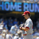 Kershaw K's 13 as Dodgers blast Cardinals 6-0 The Associated Press