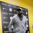 Steelers keeping options open heading into draft The Associated Press