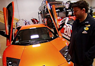 Off Track with Tony Stewart: Tony's Car Collection
