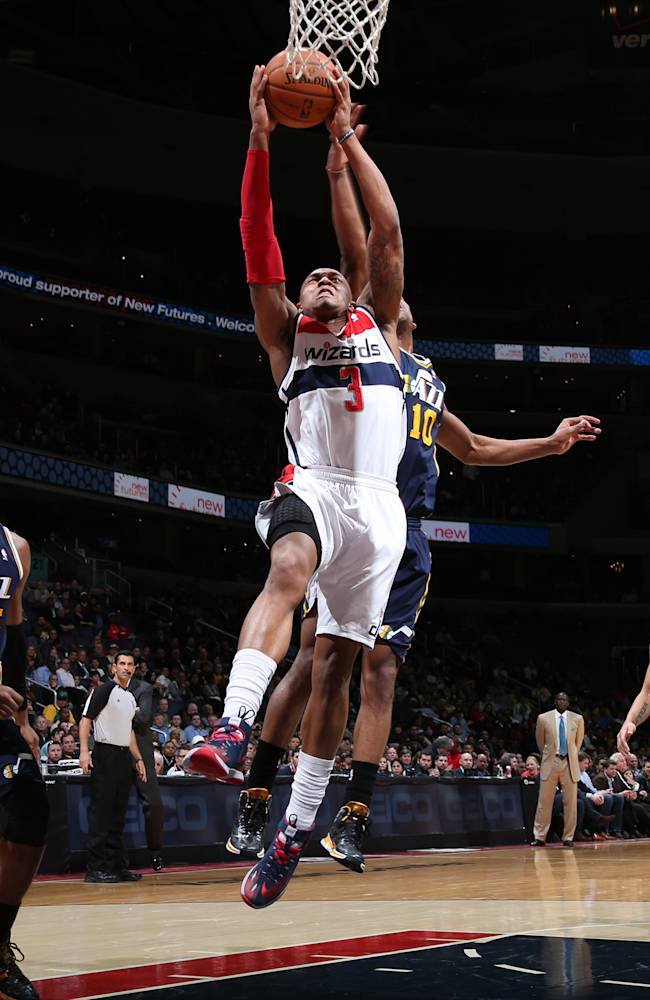 'AARP group' helps Wizards top Jazz 104-91