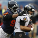 Peppers shows spark for Bears The Associated Press