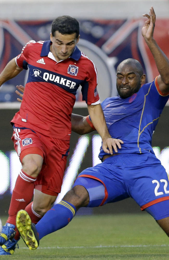 Magee, Berry lift Fire to 2-1 win over Rapids