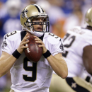 Brees returns, leads Saints past Colts 23-17 The Associated Press