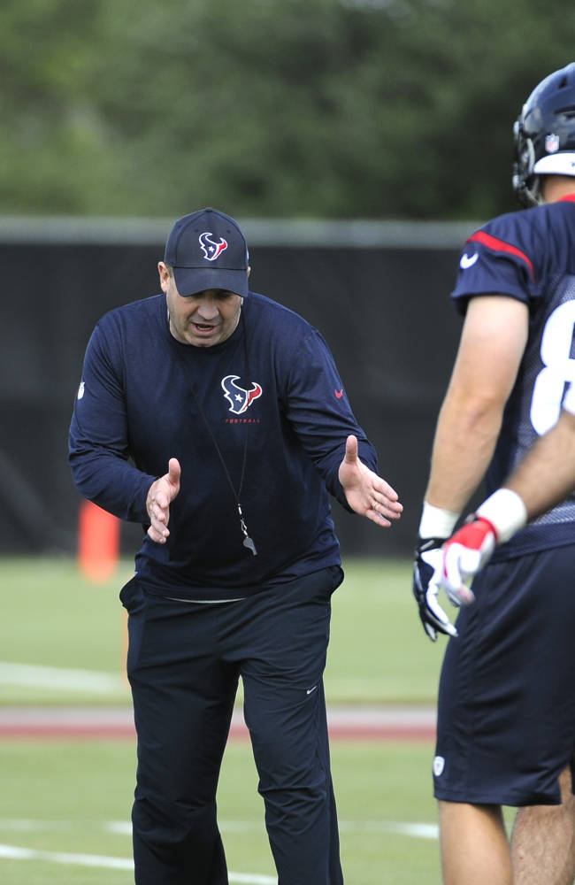 Bill O'Brien era begins in Houston
