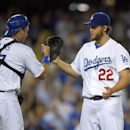 Streak over, Kershaw pitches Dodgers past Pads 2-1 The Associated Press