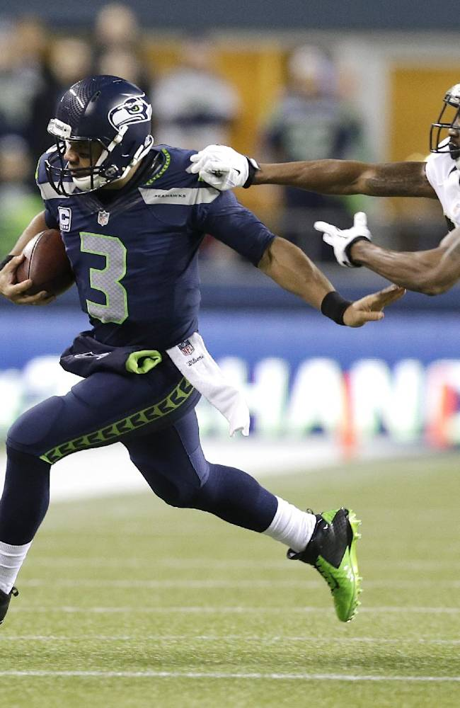 5 things to know after Seahawks rout Saints 34-7