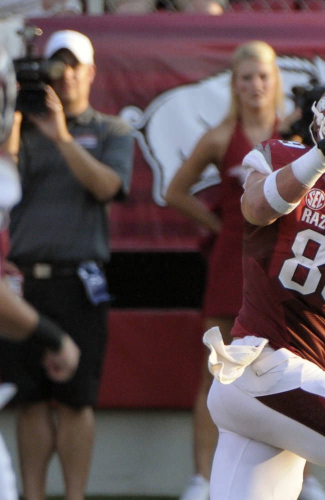 Bielema expects struggles to lead to confidence