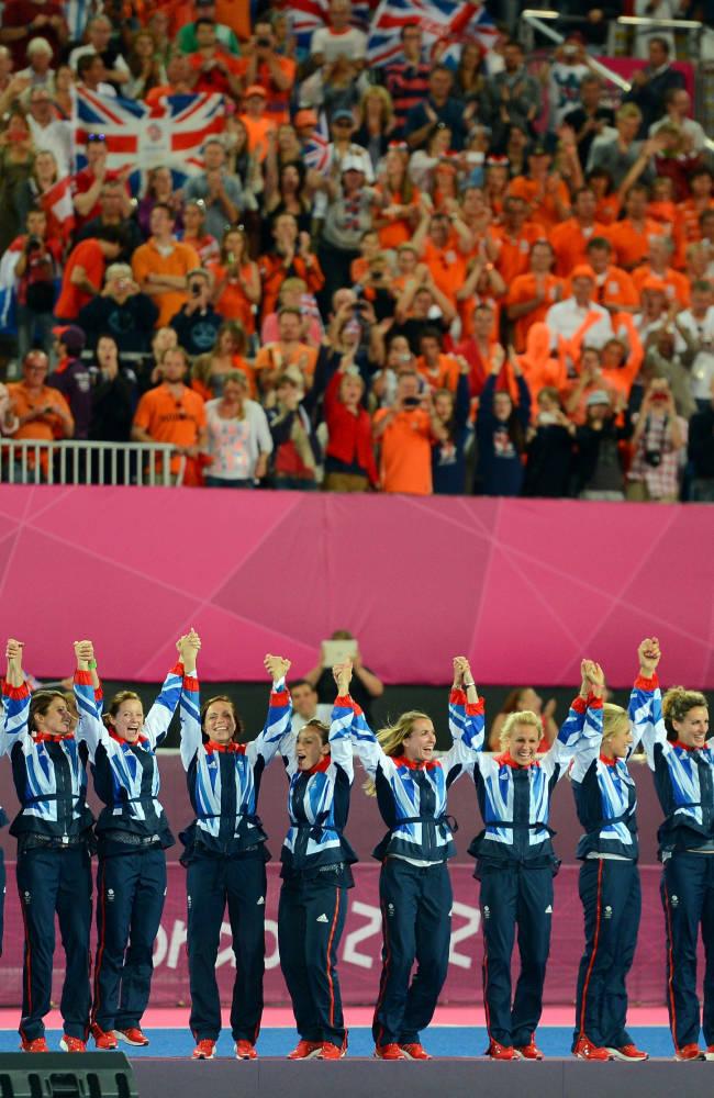 Olympics Day 14 - Hockey