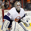Isles, Poulin agree to one-year deal The Associated Press