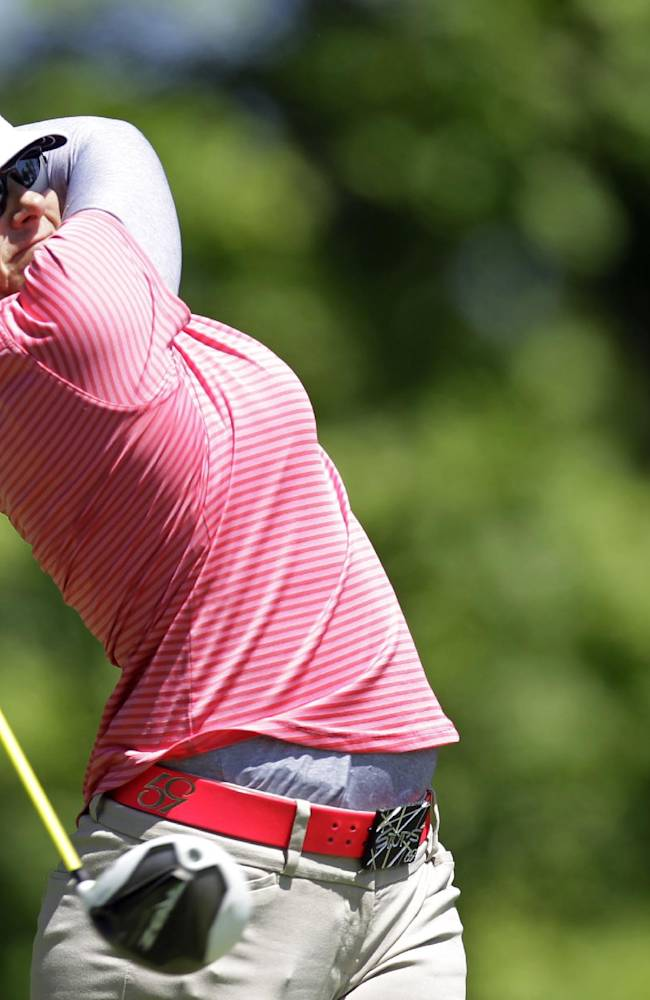 Golf Channel's Stupples back on course as player