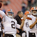Steelers take on familiar face in Browns' Hoyer The Associated Press