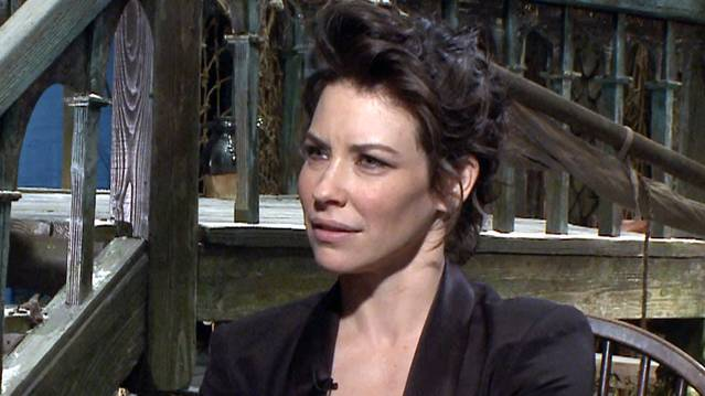 'The Hobbit: The Desolation Of Smaug' - Evangeline Lilly Talks Being In Another...