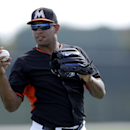 Marlins optimistic Marmol can help The Associated Press
