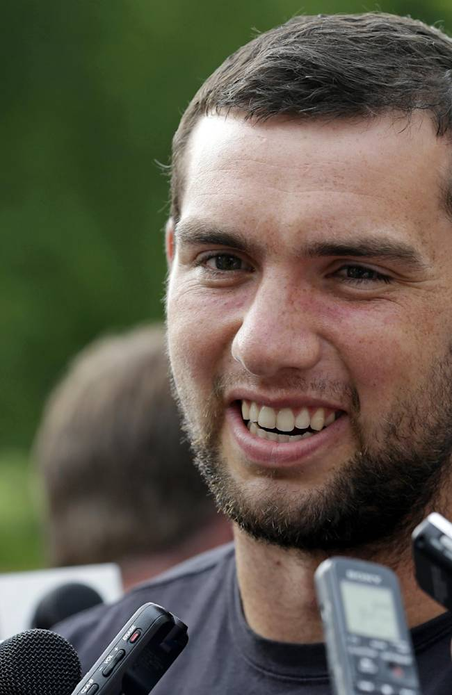 Wayne hoping Colts get off to faster start in 2014