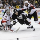 Penguins notebook: Vitale a no-go photo