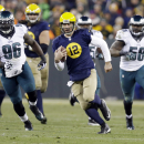 Packers riding Rodgers to top of division The Associated Press