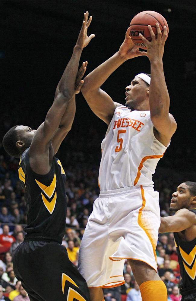 Vols wrap up First Four with big comeback