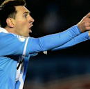 Messi leads Argentina squad for Italy friendly