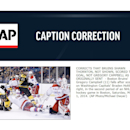 CORRECTS THAT BRUINS SHAWN THORNTON, NOT SHOWN, SCORED THE GOAL, NOT GREGORY CAMPBELL AS ORIGINALLY SENT - Boston Bruins' Gregory Campbell (11) falls after scoring on Washington Capitals' Braden Holtby, right, in the second period of an NHL hockey game i