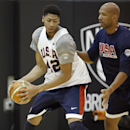 As Durant steps back, US team is moving forward The Associated Press