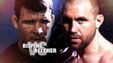 UFC 159 Countdown: Bisping vs. Belcher